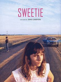 sweetie french re release poster